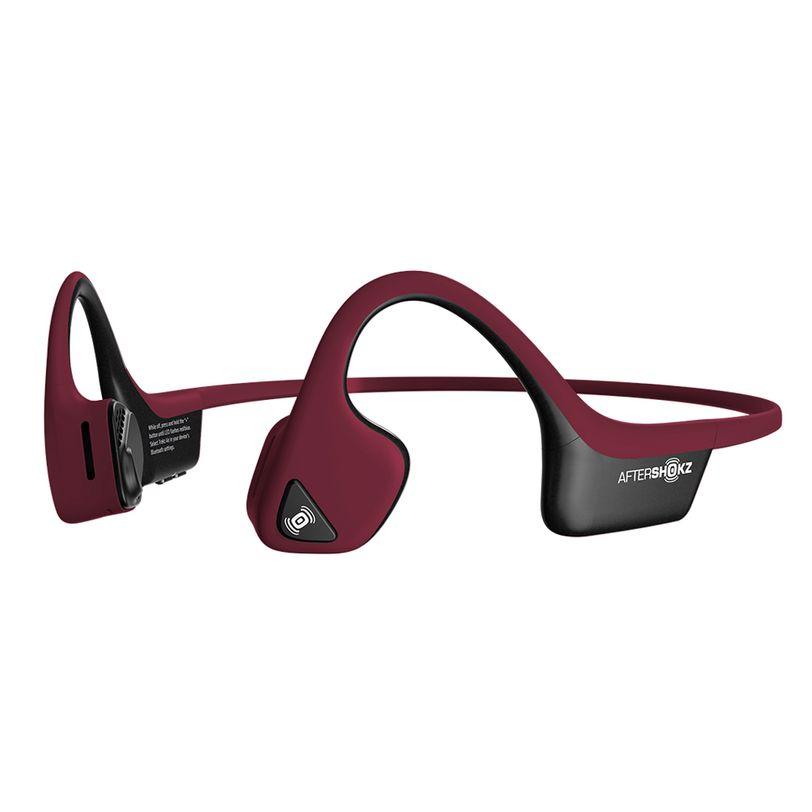 Auricolari Bluetooth TREKZ AIR a conduzione ossea ultraleggere e flessibili
