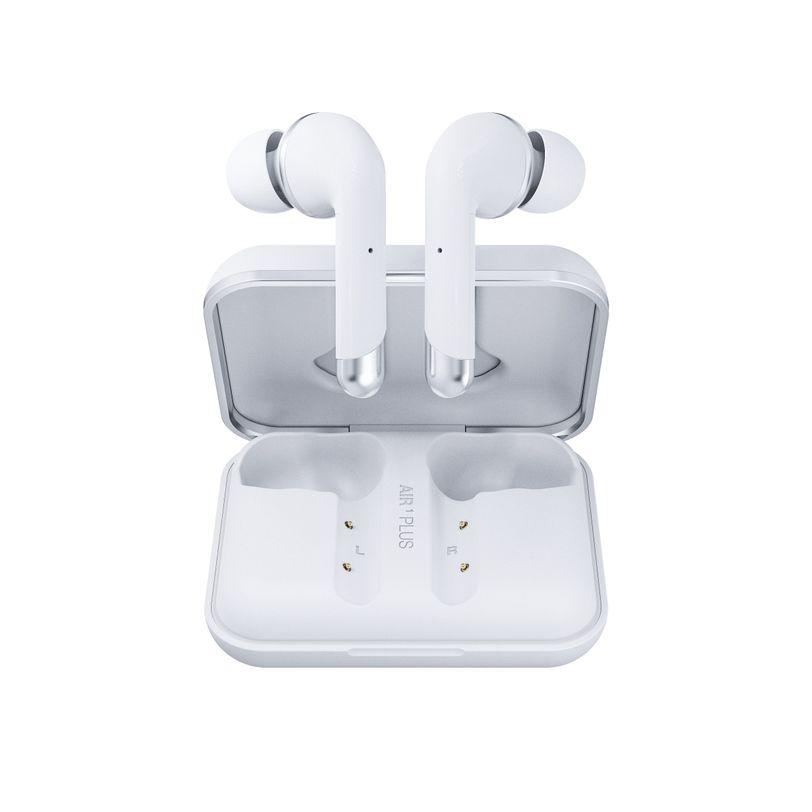 Auricolari True Wireless Happy Plugs Air 1 Plus In-Ear con 40h di autonomia