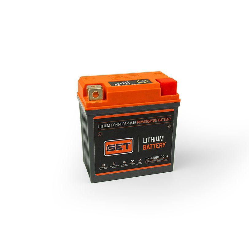 Batteria al litio per moto Off road - CCA 140 A