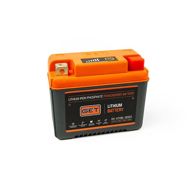 Batteria al litio per moto Off road - CCA 175 A