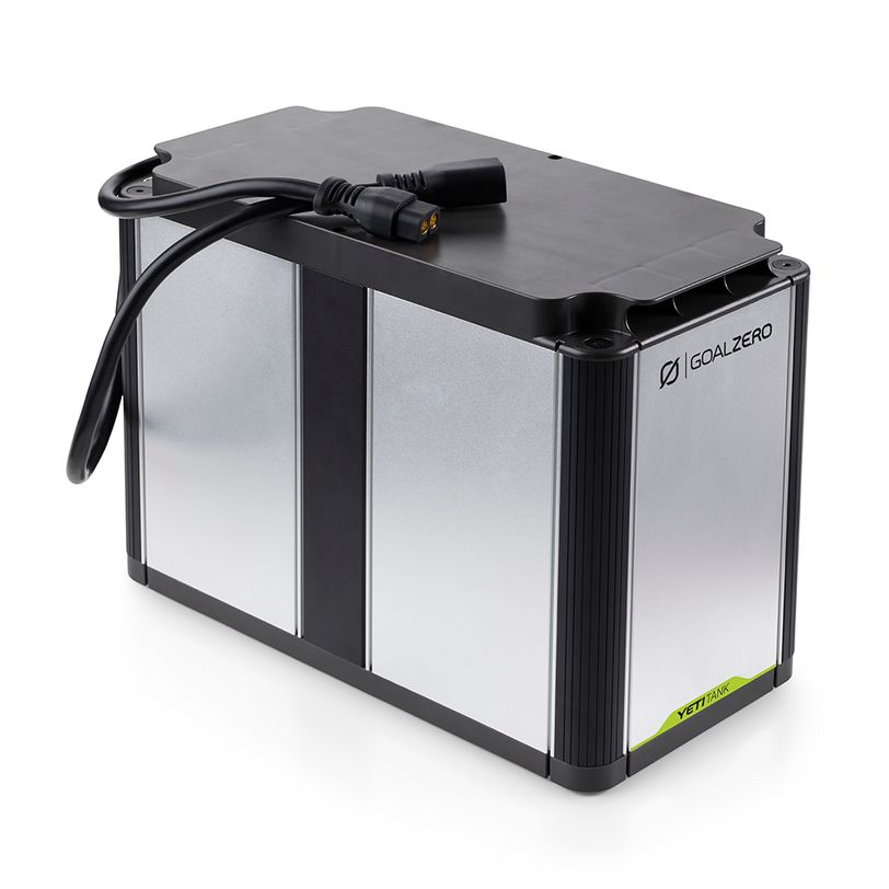 Batteria di espansione Goal Zero Yeti Tank per generatori Goal Zero Yeti