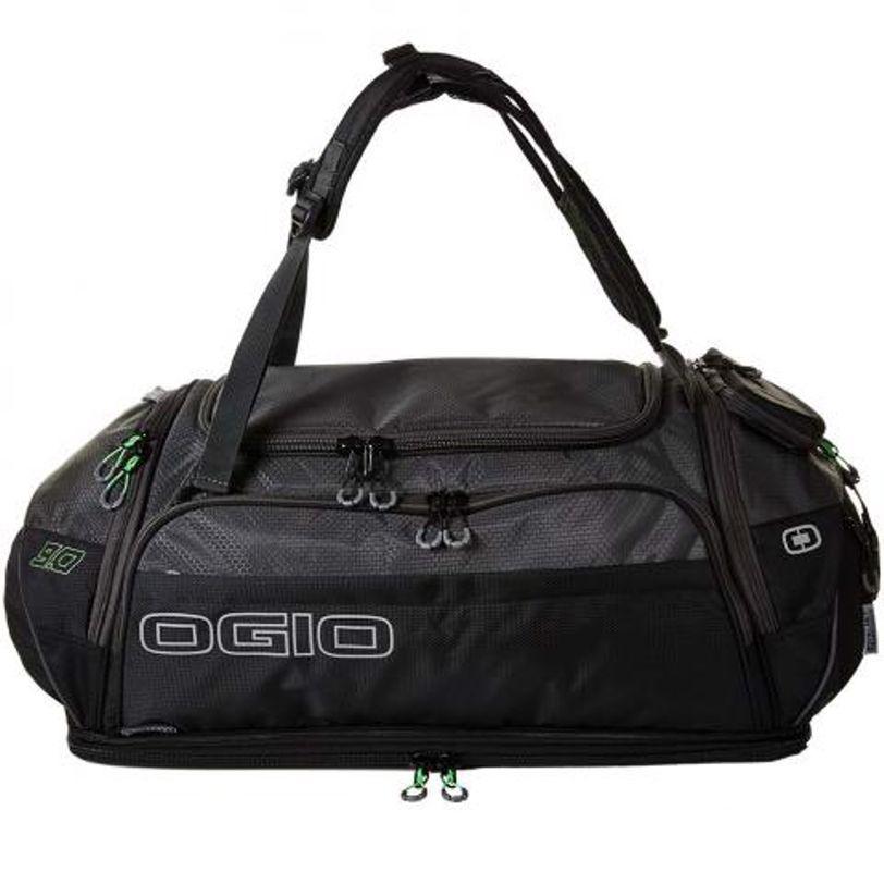 Borsone tecnico Ogio Duffel 9.0 a tracolla e convertibile in zaino
