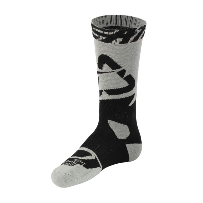 Calze Moto al ginocchio con lavorazione a maglia in 3D