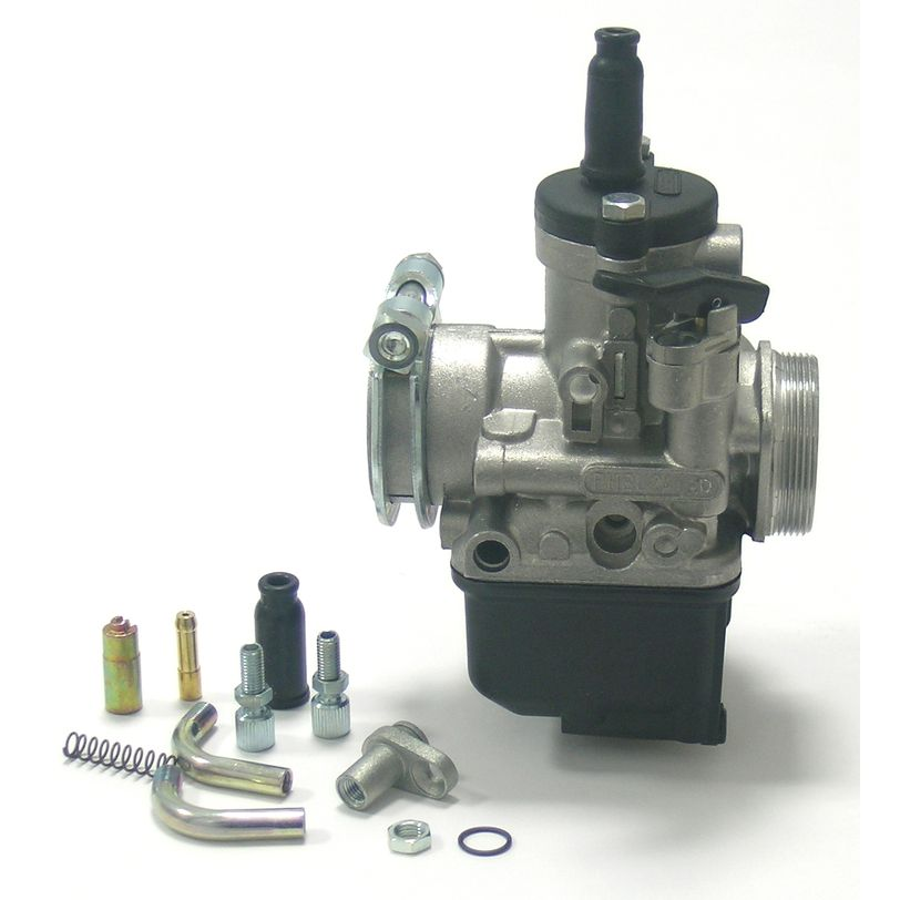 Carburatore Dell'Orto PHBL 24 AD con Attacco Rigido