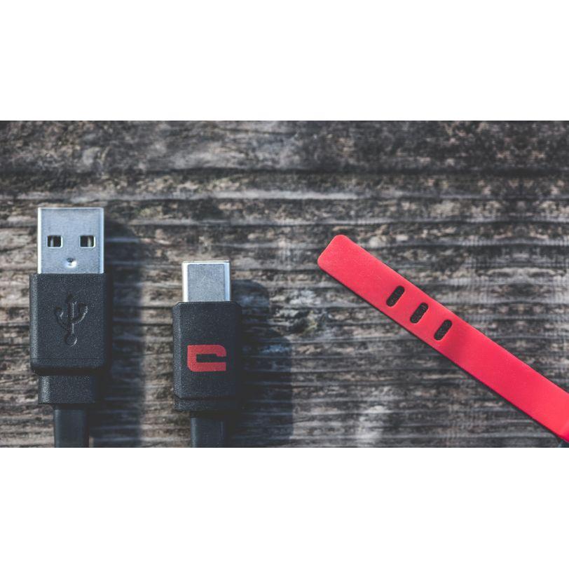 Cavo di ricarica rapida USB/USB-C schermato e resistente alla torsione