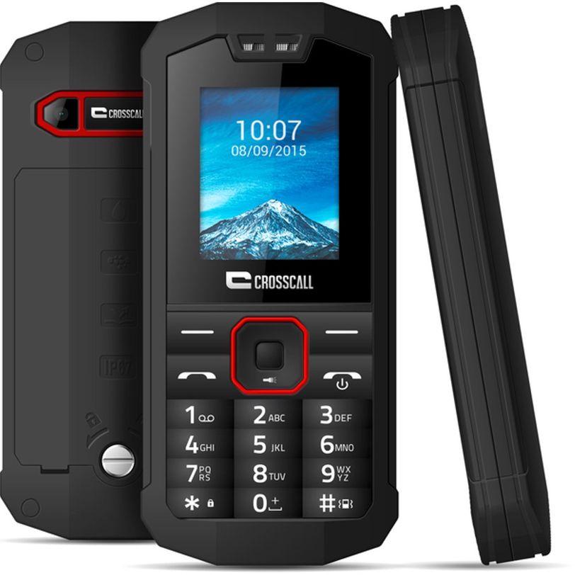Cellulare impermeabile Dual SIM SPIDER X1