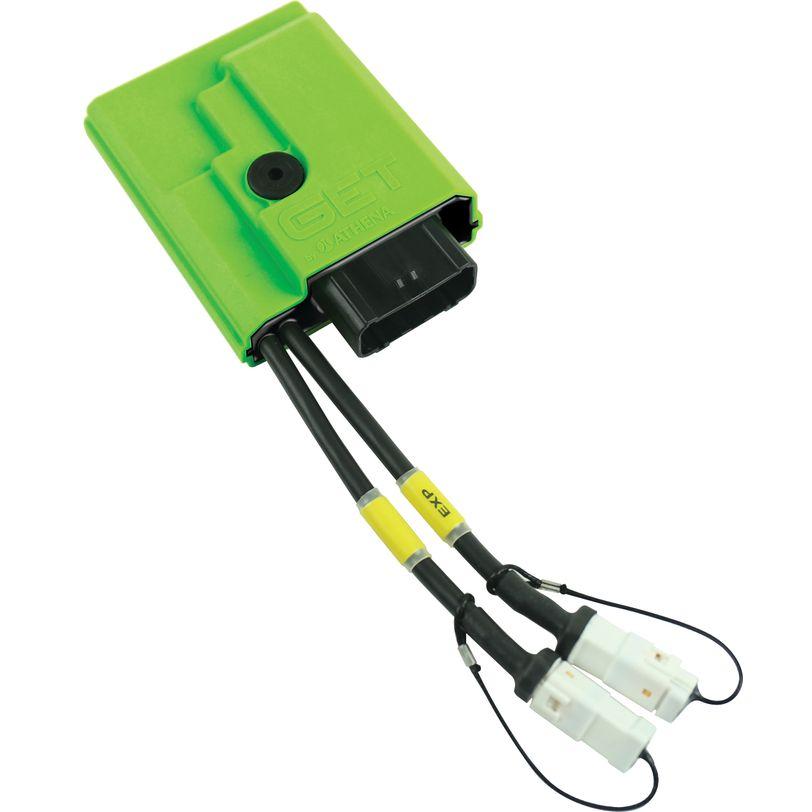 Centralina moto RX1 PRO con WiFiCOM e Map Switch inclusi
