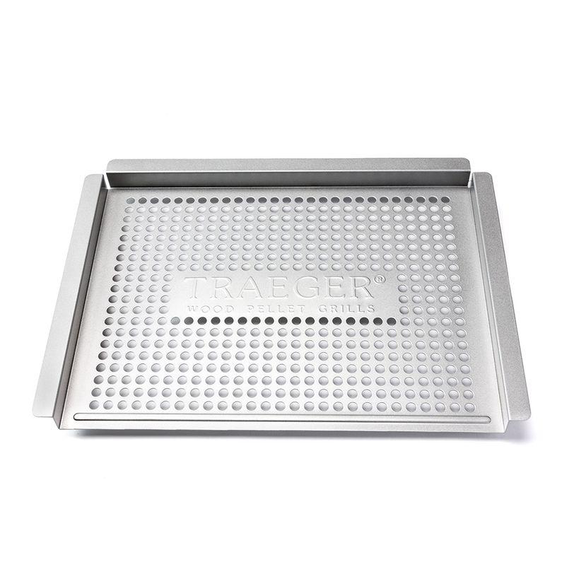 Cestello in acciaio inossidabile per griglia BBQ Traeger