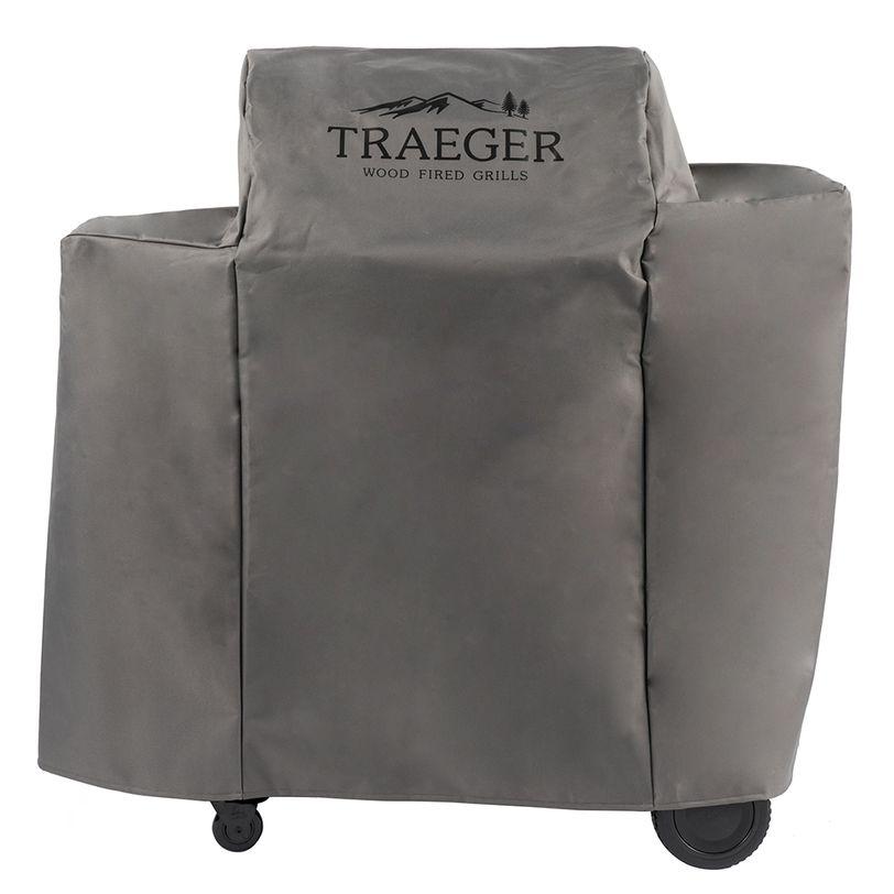 Copertura resistente all'acqua per barbecue Traeger Ironwood 650