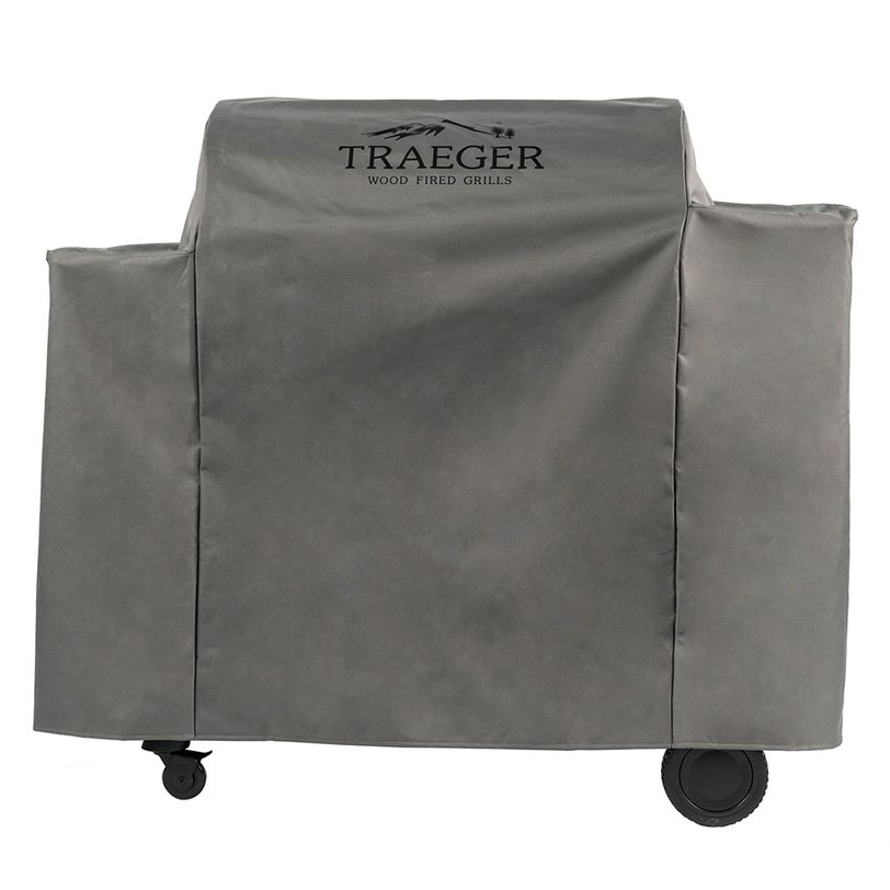 Copertura resistente all'acqua per barbecue Traeger Ironwood 885