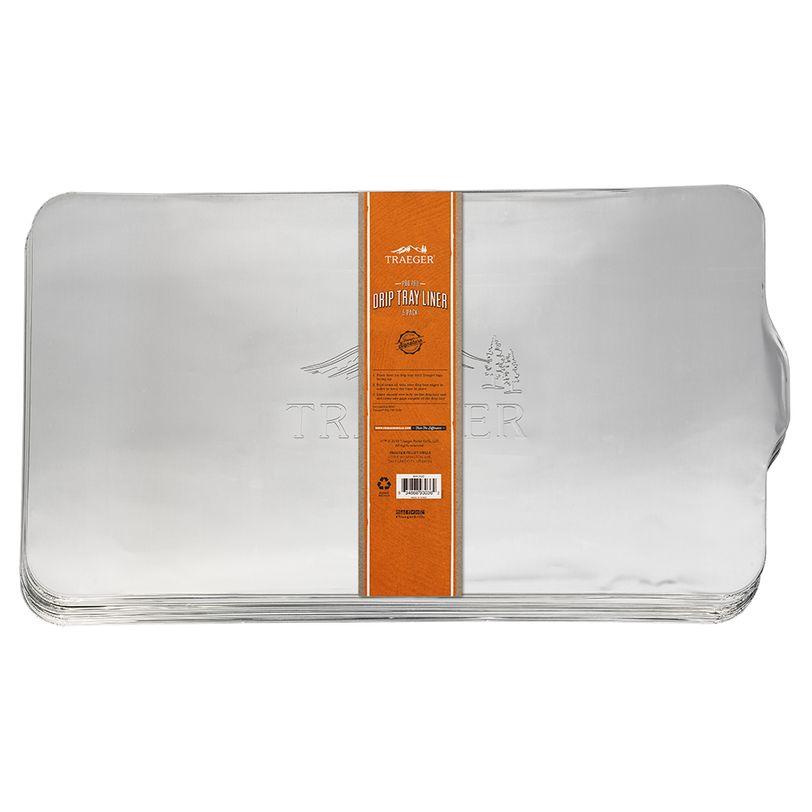 Coprileccarda in alluminio per BBQ Traeger Pro 780 5 pz