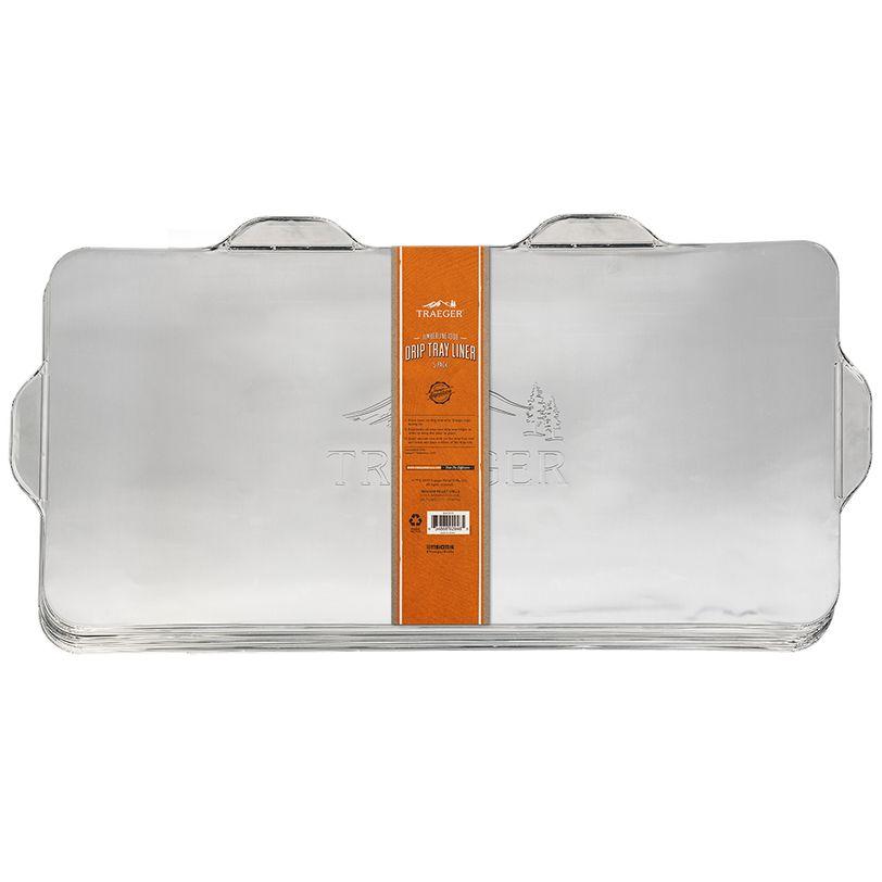 Coprileccarda in alluminio per BBQ Traeger Timberline 1300 5 pz
