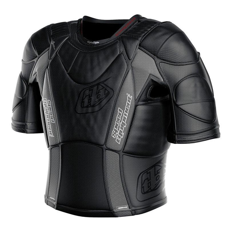 Corpetto protettivo a maniche corte BP5850 Hw Ss traspirabile e ventilato per ragazzi