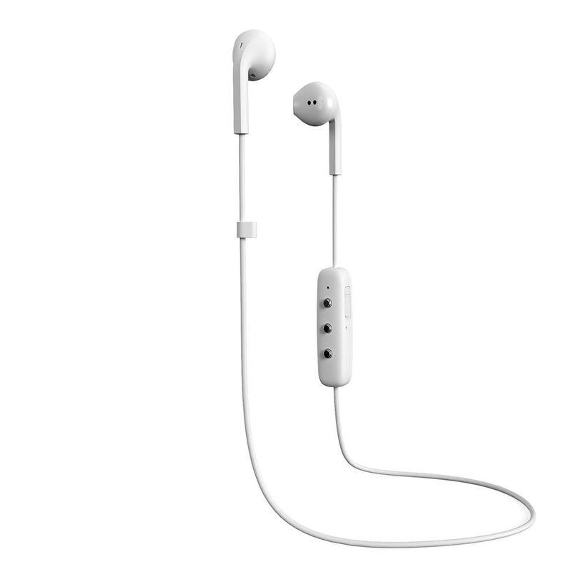 Cuffiette Bluetooth Earbud Plus Wireless con 5 ore di autonomia
