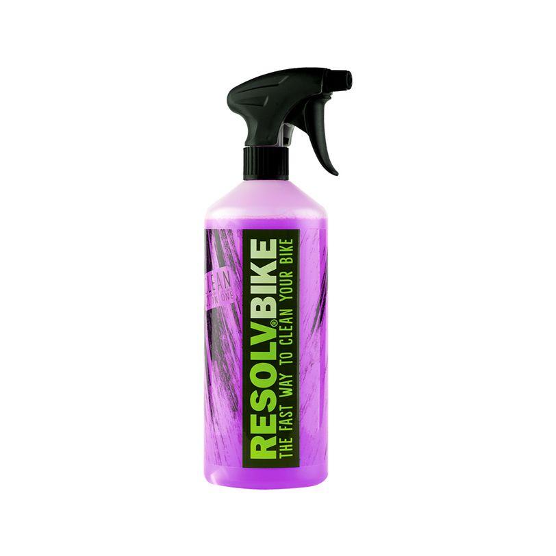 Detergente Resolv®Bike E-Clean da 1 litro ideale per la bici elettrica