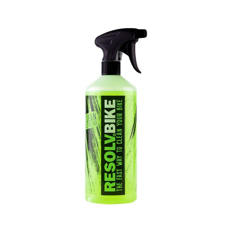 Detergente Resolvbike®Clean da 1 litro per lavaggio bici e moto