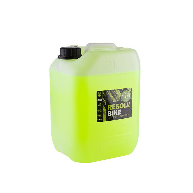 Detergente Resolvbike®Clean da 20 litri per lavaggio bici e moto