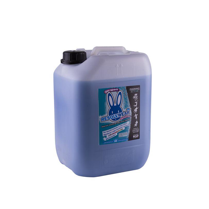 Detersivo per capi sportivi Fragrance Active ResolvWear da 20 litri