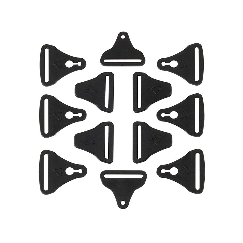 Gancetti di ricambio Leatt Ginocchiera X-Frame