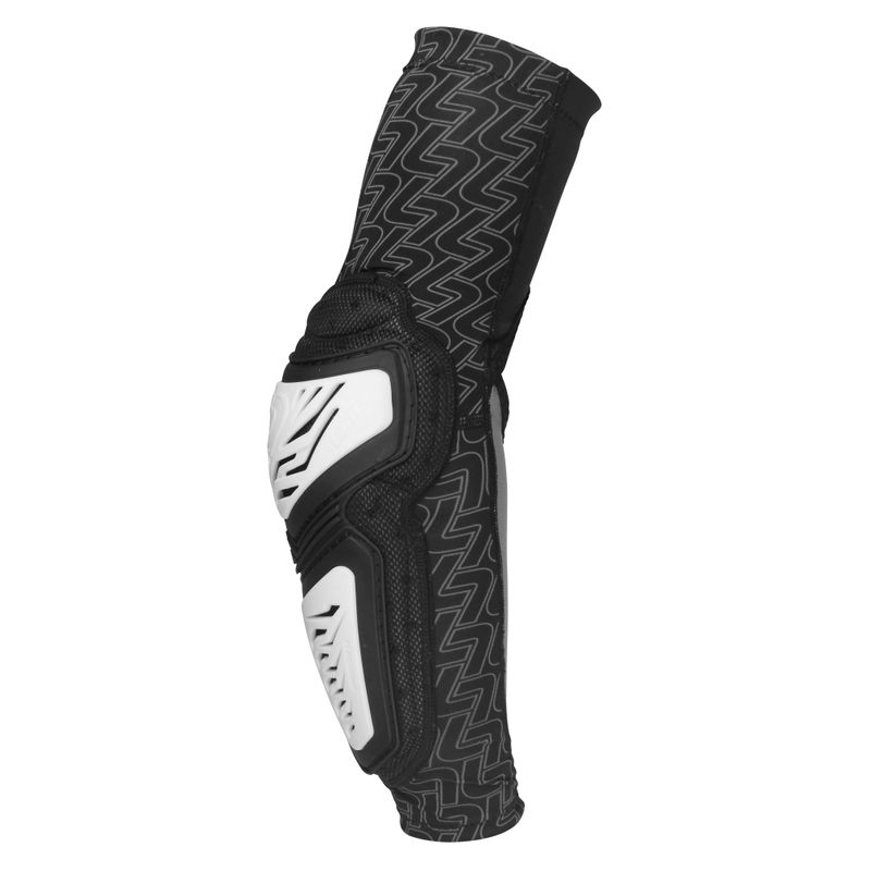 Gomitiera per moto rinforzata Contour con schiuma anti impatto e rivestimento rigido