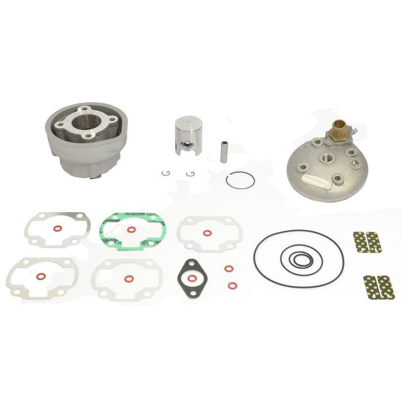 Gruppo Termico Standard Bore Con Testa Ø 40 mm, 50 cc e Guarnizioni necessarie per l'installazione
