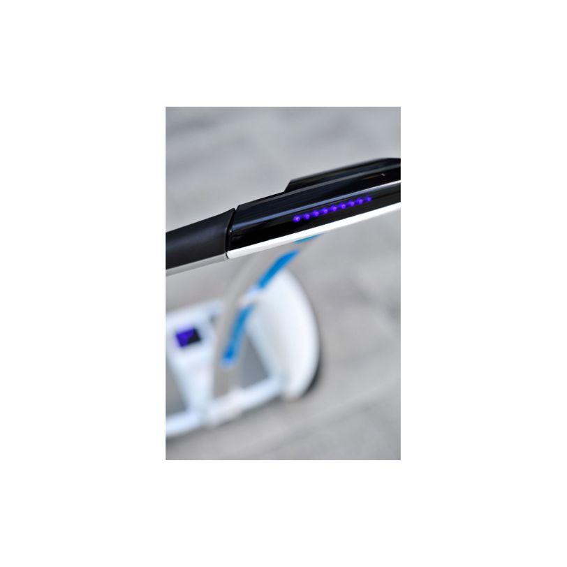 Hoverboard E+ elettrico autobilanciato con luci led e manubrio removibile