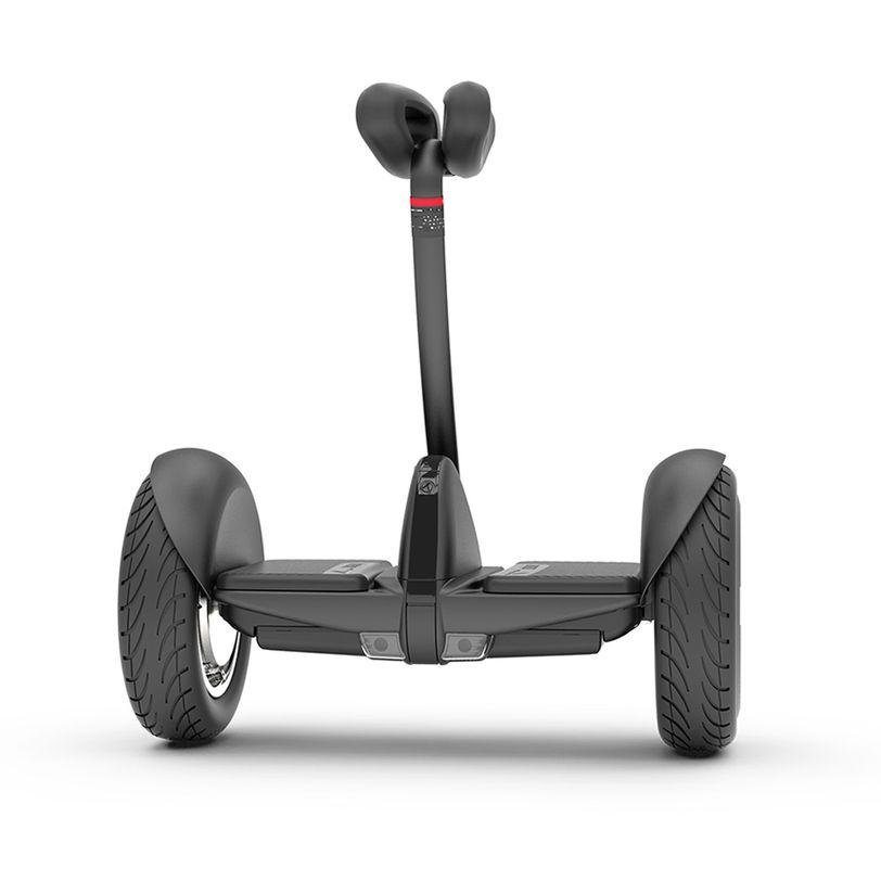 Hoverboard Ninebot S elettrico autobilanciato con ruote ammortizzate e luci LED