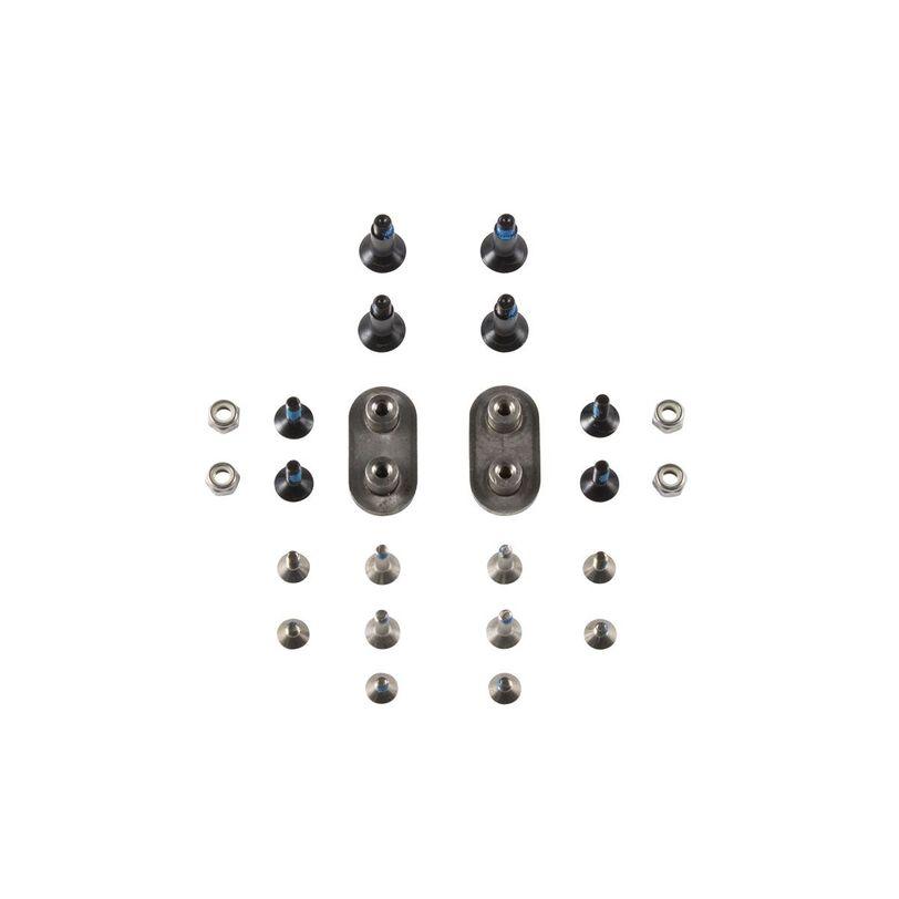 Kit di viti completo Leatt per ginocchiera C-Frame bambino