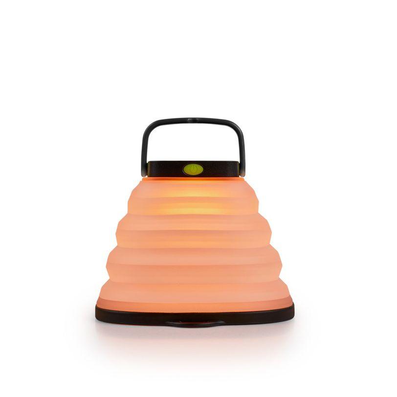 Lanterna pieghevole multicolore Goal Zero Crush Light Chroma con pannello solare integrato