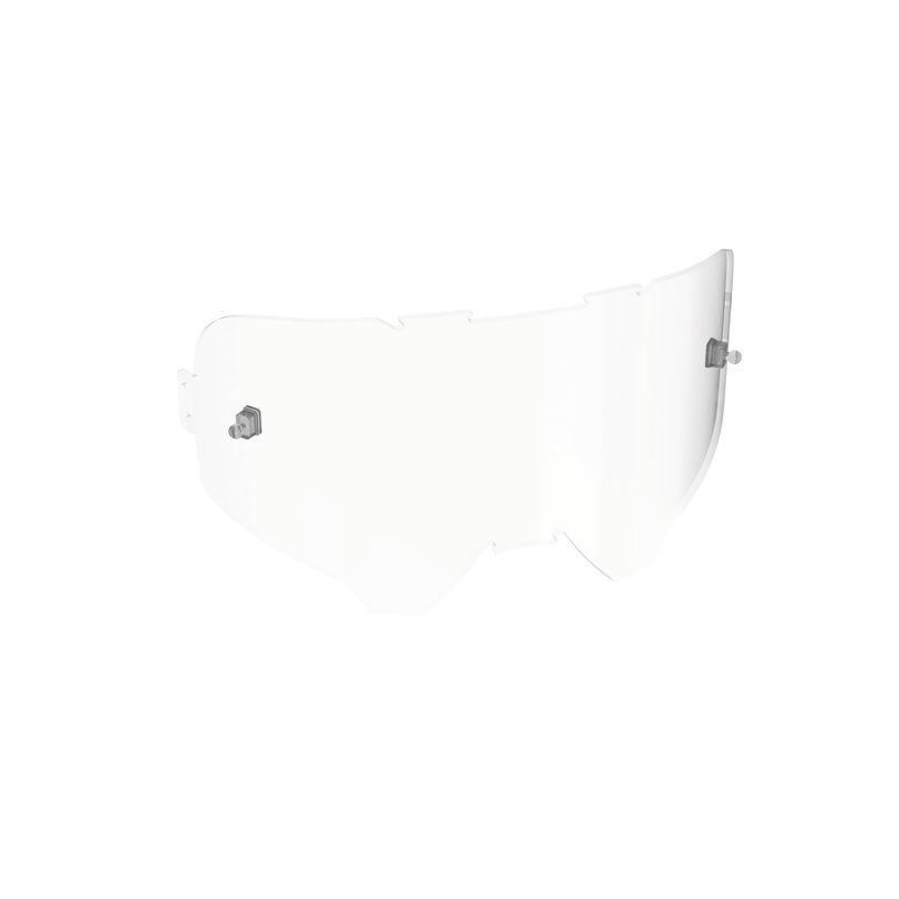 Lente di ricambio doppia, antifog e antiproiettile per maschera motocross Velocity