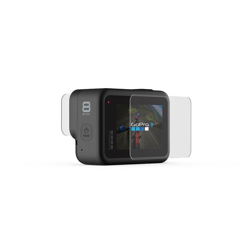 Lenti + Salvaschermo GoPro in vetro temprato per videocamera HERO8 Black