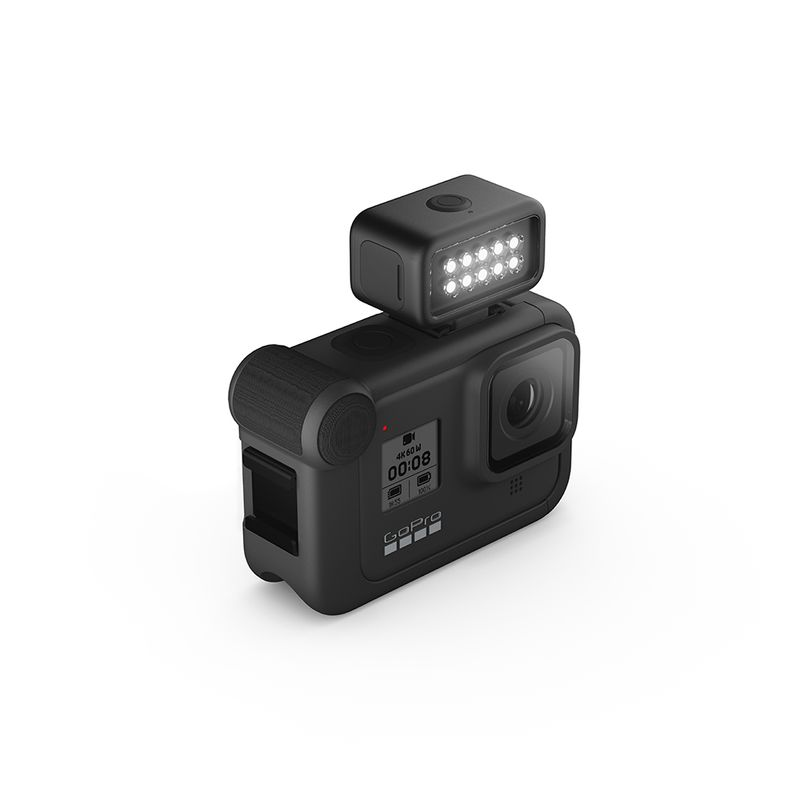 Luce a Led Light Mod GoPro per HERO 8 Black