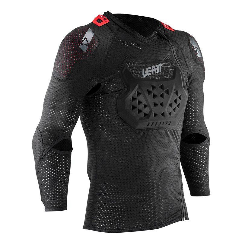 Maglia protettiva a maniche lunghe Airflex Stealth tecnologia Airflex anti-impatto ideale per off-road e motocross