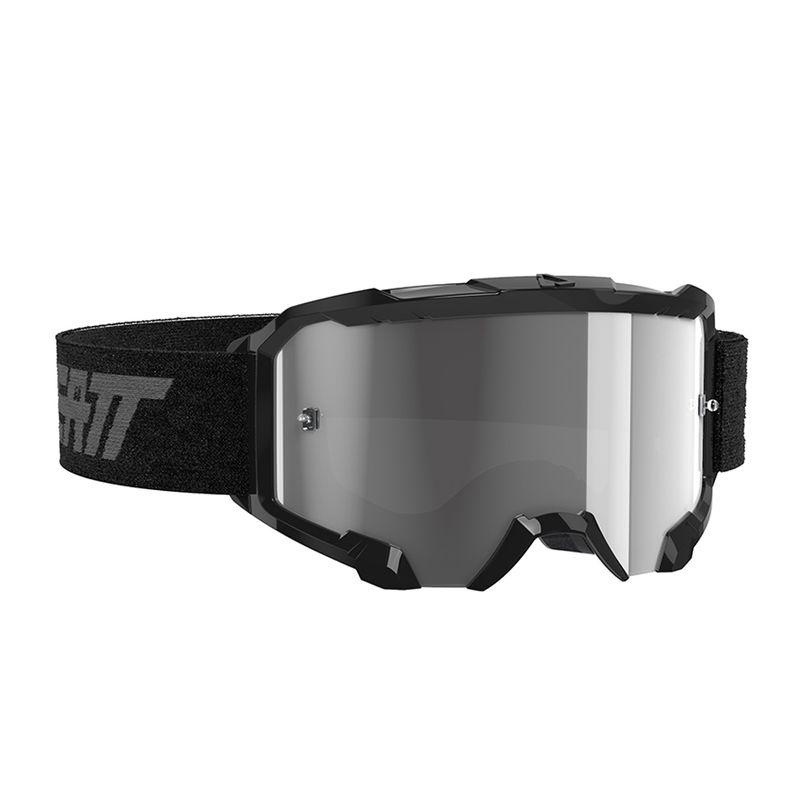 Maschera per motocross Velocity 4.5 con doppia lente antiproiettile
