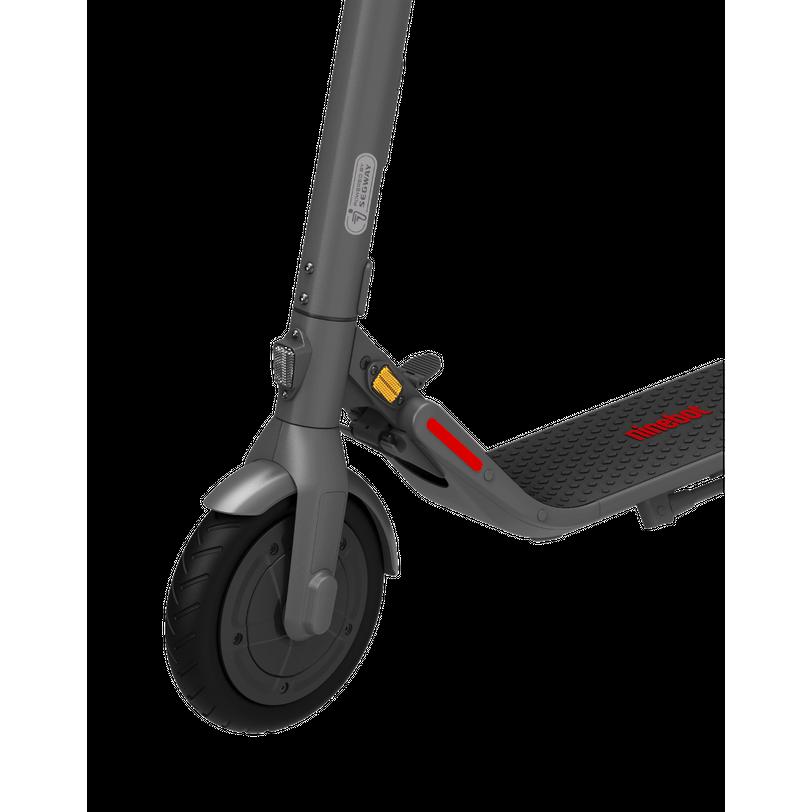 Monopattino elettrico Segway E22E con telaio ripiegabile e 3 modalit  di guida