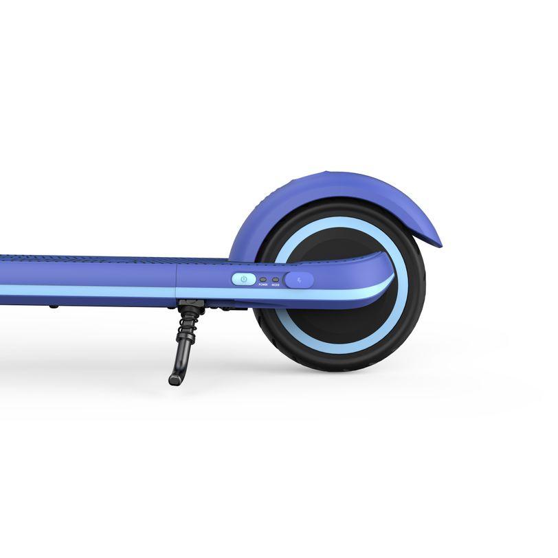 Monopattino elettrico ZING E8 con telaio ripiegabile e velocità 14 km/h per i più piccoli