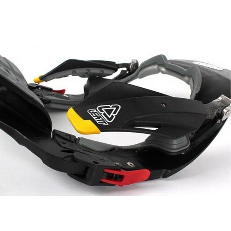 Neck Brace Leatt Moto STX Road con telaio in fibra di vetro