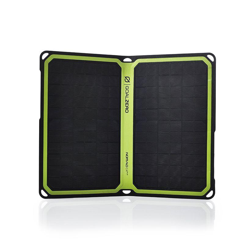 Pannello solare smart Goal Zero Nomad 14 Plus da 14W