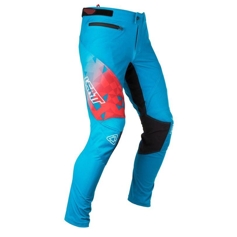 Pantaloni Corti Bici MTB Leatt DBX 4.0 elastici e ideali per Trail, DH e BMX