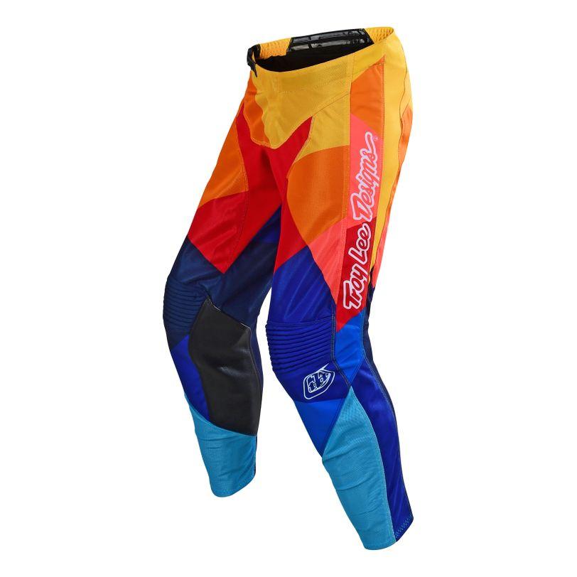 Pantaloni Moto GP Air Jet ultra leggeri e ventilati per temperature elevate