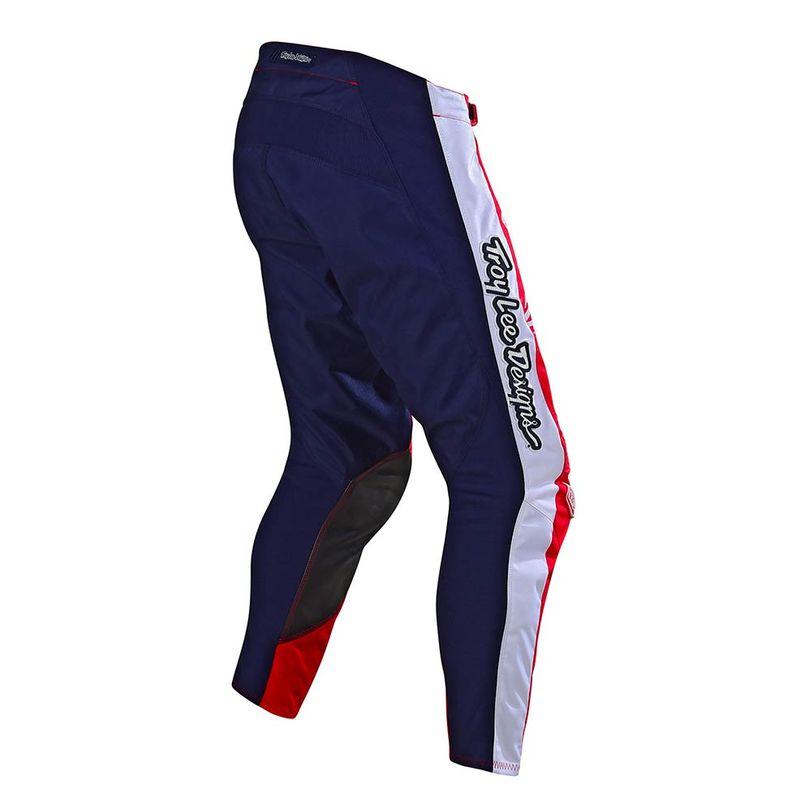 Pantaloni Moto GP Honda con tessuto leggero e confortevole