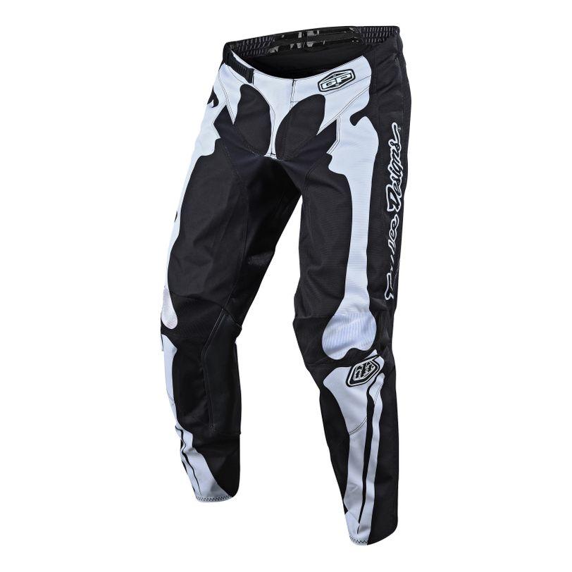 Pantaloni Moto GP Skully con tessuto leggero e confortevole