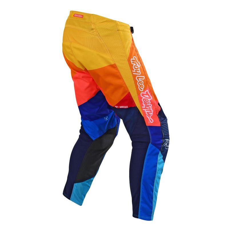 Pantaloni Moto per ragazzi GP Air Jet ultra leggeri e ventilati per temperature elevate
