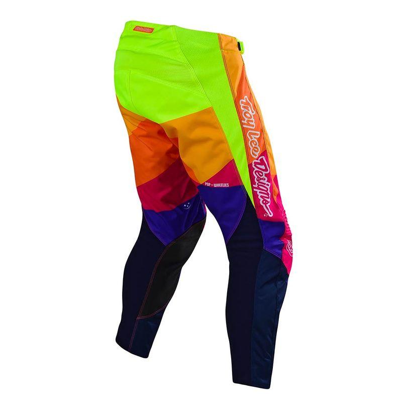 Pantaloni Moto per ragazzi GP Jet con tessuto leggero e confortevole