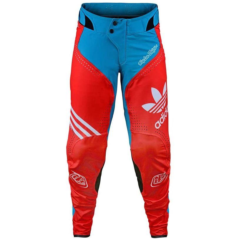 Pantaloni MTB Ultra LTD Adidas Team con tessuto HeiQ®Smart Temp e fori di ventilazione