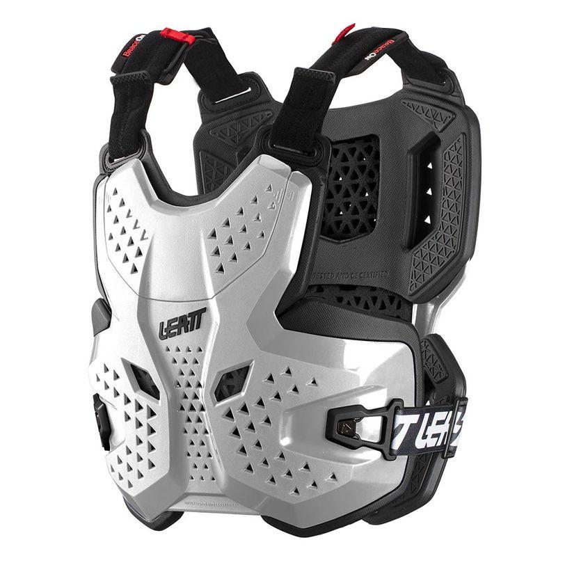 Pettorina moto protettiva 3.5 ultra ventilata con inserti in schiuma morbida 3DGAirFit
