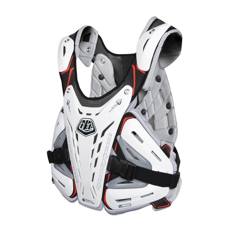 Pettorina moto protettiva BG5900 Chest Protector regolabile e comoda da indossare