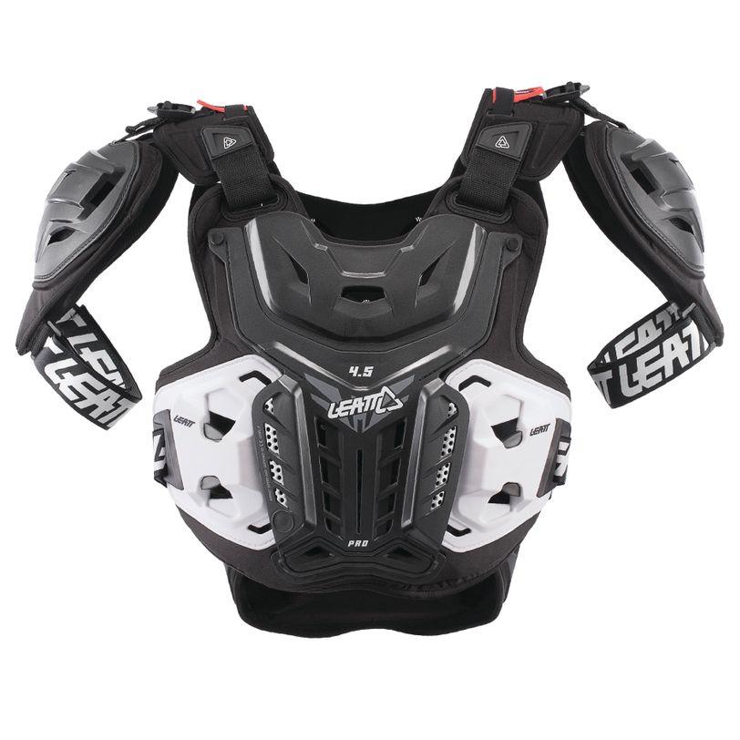 Pettorina moto protettiva con protezione spalle  4.5 Pro con inserti in schiuma anti impatto
