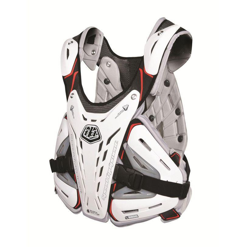 Pettorina moto protettiva CP5900 Chest Protector regolabile e compatta per ragazzi