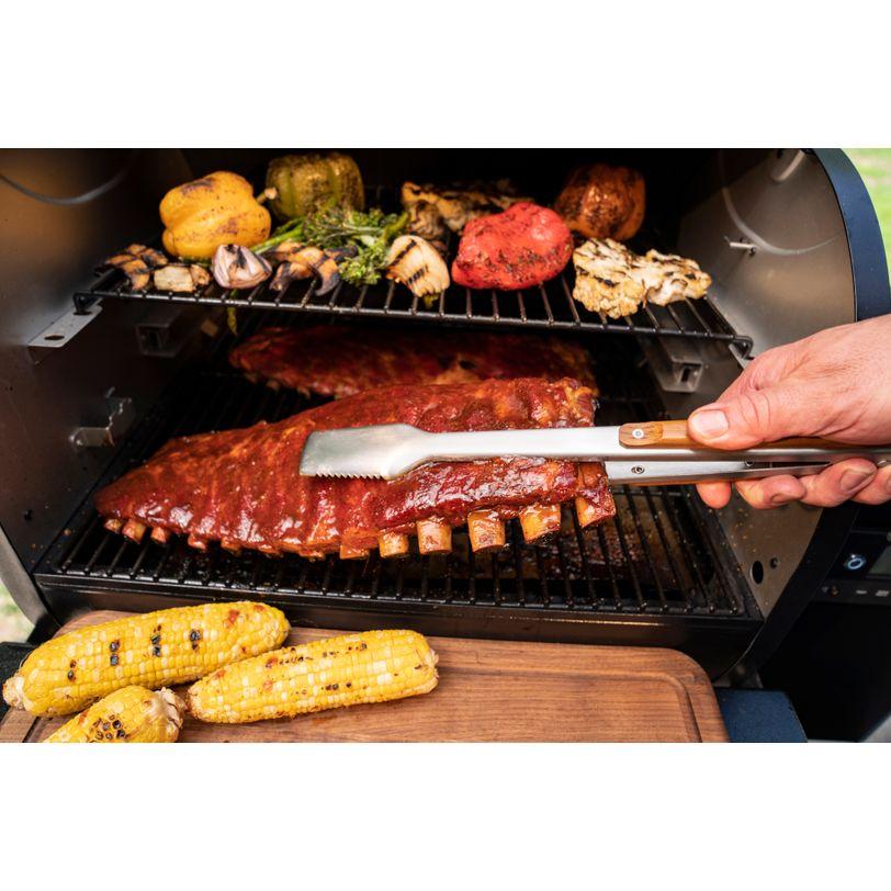 Pinze per barbecue in acciaio inossidabile Traeger